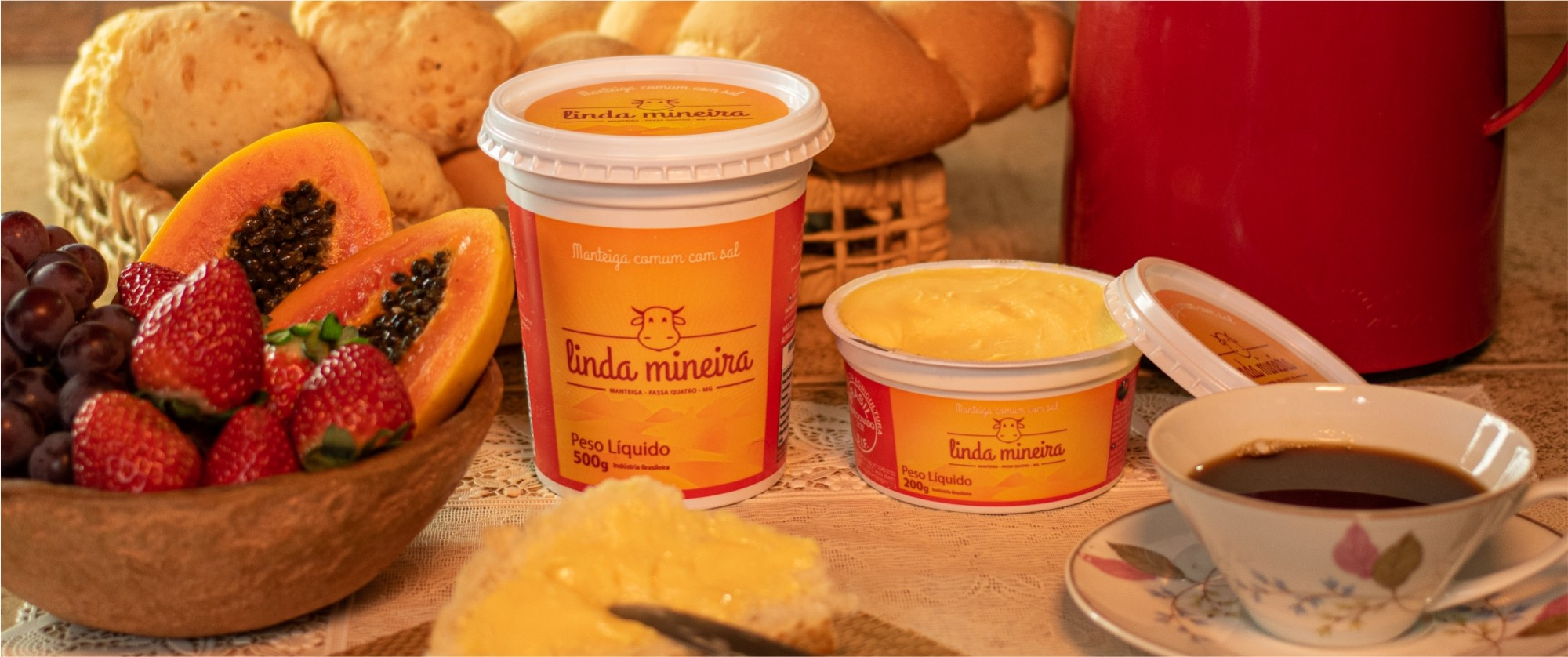 Manteiga Linda Mineira