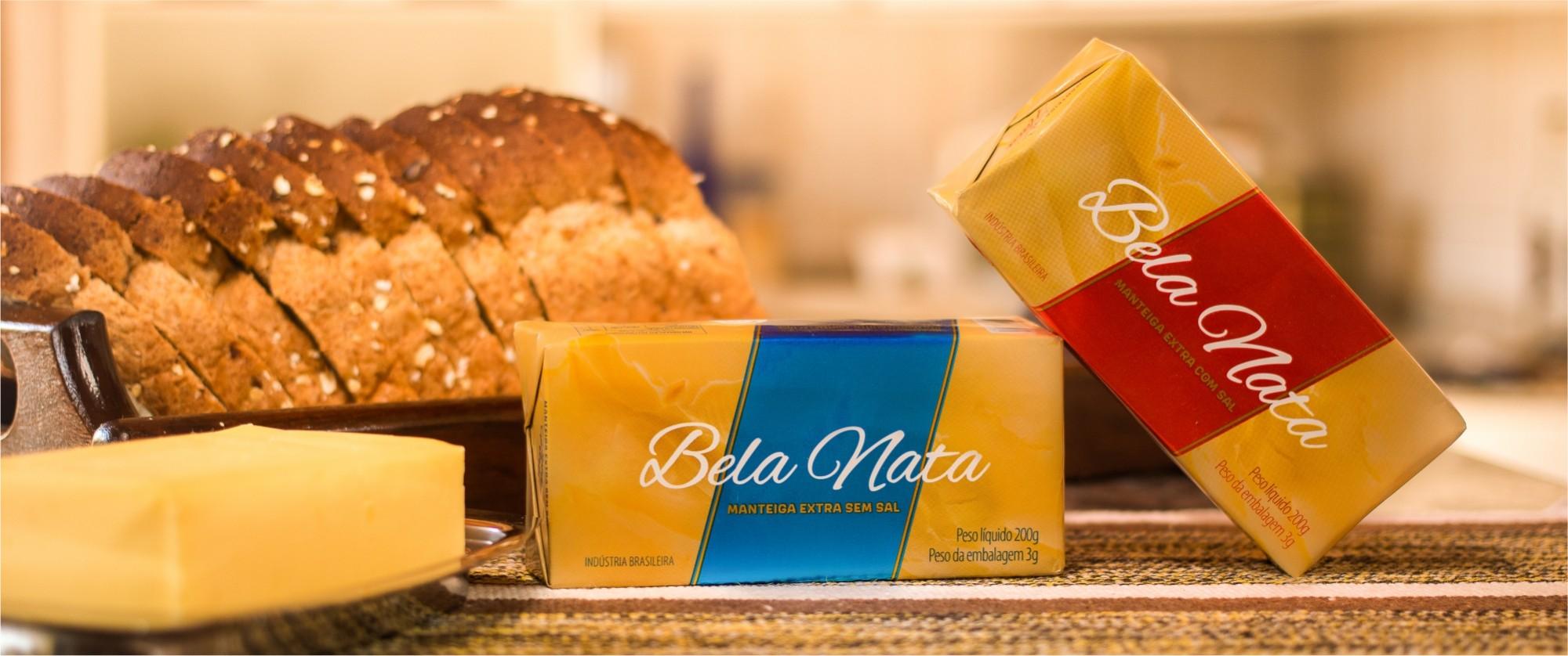 Manteiga Bela Nata